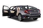 Car images of 2019 Honda Civic-Sedan Touring 4 Door Sedan Doors