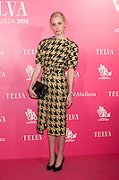 Lulu Figueroa attends Telva Beauty Awards ceremony in Madrid, Spain. January 20, 2015. (ALTERPHOTOS/Victor Blanco) /NortePhoto