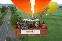 20150108 January 08 Hot Air Balloon Gold Coast