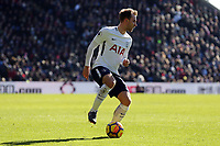 Christian Eriksen of Tottenham Hotspur during Crystal Palace vs Tottenham Hotspur, Premier League Football at Selhurst Park on 25th February 2018
