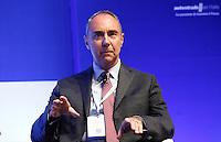 Mario Derba ( oracle ) durante il XXIX convegno di Capri per Napoli   dei  Giovani Industriali a Citta della Scienza , 25 Ottobre 2014