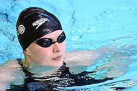 PICTURE BY VAUGHN RIDLEY/SWPIX.COM - Swimming - British International Disability Swimming Championships 2012 - Ponds Forge, Sheffield, England - 08/04/12 - Hannah Russel competes in the Women's MC 100m Butterfly Heats.