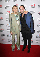 HOLLYWOOD, CA - NOVEMBER 11: Dree Hemingway and Mortimer Canepa at the premiere of Live Cargo' at AFI Fest 2016, presented by Audi at TCL Chinese 6 Theater on November 11, 2016 in Hollywood, California. Credit: Faye Sadou/MediaPunch
