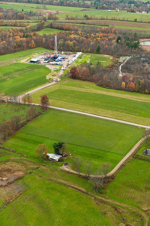 Bradford County, Marcellus Shale, Pennsylvania.