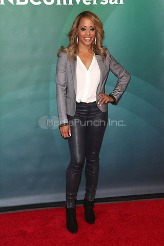 UNIVERSAL CITY, CA - MAY 2: Essence Atkins at the 2018 NBCUniversal Summer Press Day in Universal City, California on May 2, 2018. Credit: Faye Sadou/MediaPunch