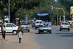 Central Kigali.  The Capital of Rwanda