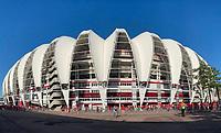 11th February 2020; Beira-Rio Stadium, Porto Alegre, Brazil; Libertadores Cup, Internacional versus Universidad de Chile; Exterior view of Beira-Rio Stadium