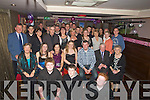BIRTHDAY: Nicola O'Flynn, Brendan's Park, Tralee who celebrated her 21st Birthday with her family and friends. (Nicola is seated 4th from right)....