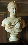 Roman Bust Room of the Elements Apartment of the Elements Palazzo Vecchio Florence