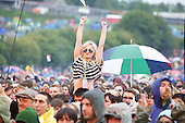 Jun 24, 2011: GLASTONBURY FESTIVAL 2011 - Pilton Farm Somerset UK