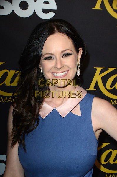 HOLLYWOOD, CA- FEBRUARY 18: Katie Lohmann at the Kandy Magazine 50th Issue party at Create in Hollywood, California on February 18, 2016. <br /> CAP/MPI//DE<br /> &copy;DE/MPI/Capital Pictures