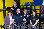 Florence Patrick and Nigel Foley, Anne Kenny Foley and Zara Kennedy  at MyFit365 Killorglin
