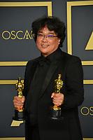 92nd Academy Awards Press Room