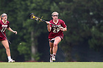 CHAPEL HILL, NC - MAY 12: Elon's Bridget Lamb. The Elon University Phoenix played the University of Virginia Cavaliers on May 12, 2017, at Fetzer Field in Chapel Hill, NC in an NCAA Women's Lacrosse Tournament First Round match. Virginia won the game 11-9.