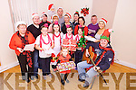 Ballyheigue locals are organising a Christmas Carol Service and Turning On Of The Lights Ceremony in December and are looking for volunteers to take part. Pictured were: Saoirse Griffin, Teresa Burkett, Joe Burkett, Daithle O'Fuaráin, Jade Daughton,Jessica O'Grady, Katie Ellen Reidy. Pictured at the back were: Julienna O'Grady, Trish Daughton, Ann O'Fuaráin, Amanda Reidy, Larry O'Halloran, Seamus Falvey and Cathy Curran.