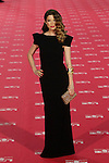 Juana Acosta poses at Goya Cinema Awards 2012 ceremony, at the Palacio Municipal de Congresos on February 19, 2012 in Madrid..Photo: Cesar Cebolla / ALFAQUI