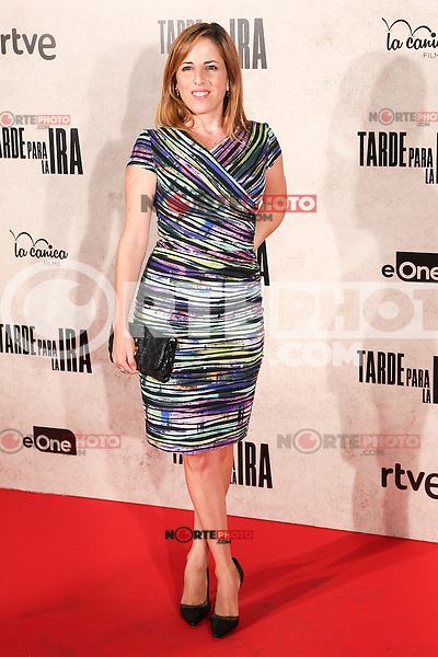 "Maria de Molina during the premiere of the film ""Tarde para la Ira"" in Madrid. September 08, 2016. (ALTERPHOTOS/Rodrigo Jimenez) /NORTEPHOTO.COM"