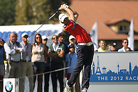 Lorenzo Gagli (ITA) during day 3 of the BMW Italian Open presented by CartaSi, at Royal Park I Roveri,Turin,Italy..Picture: Fran Caffrey/www.golffile.ie.
