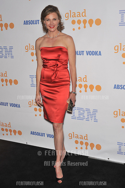 Brenda Strong at the 20th Annual GLAAD Media Awards at the Nokia Theatre L.A. Live..April 18, 2009  Los Angeles, CA.Picture: Paul Smith / Featureflash