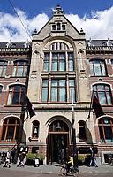 Nederland - Amsterdam - 2019.  Het Conservatorium Hotel. Foto Berlinda van Dam / Hollandse Hoogte
