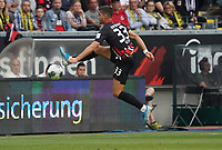 Ballannahme  Andre Silva (Eintracht Frankfurt) - 22.09.2019: Eintracht Frankfurt vs. Borussia Dortmund, Commerzbank Arena, 5. Spieltag<br /> DISCLAIMER: DFL regulations prohibit any use of photographs as image sequences and/or quasi-video.