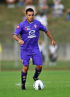 """Marco MARCHIONNI (Fiorentina).Fiorentina Vs Gavorrano.Football Calcio gara amichevole 2011/2012.San Piero a Sieve 3/8/2011 Centro Sportivo """"San Piero a Sieve"""".Foto Insidefoto Alessandro Sabattini"""