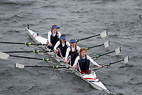 Crew: 251  Yarm Sch  Event: Girls CHAMP quads<br /> <br /> Schools' Head of the River 2017<br /> <br /> To purchase this photo, or to see pricing information for Prints and Downloads, click the blue 'Add to Cart' button at the top-right of the page.