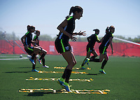 USWNT Training, June 4, 2015