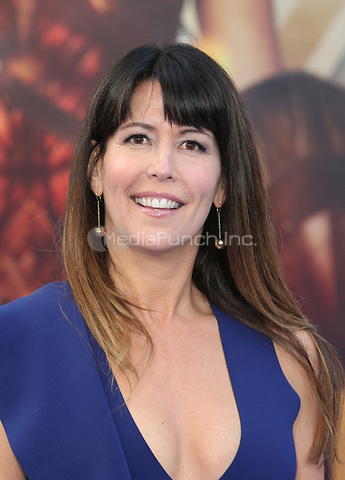 HOLLYWOOD, CA - MAY 25: Patty Jenkins, at the Wonder Woman Los Angeles Film Premiere at The Pantages in Hollywood, California on May 25, 2017. Credit: Faye Sadou/MediaPunch