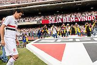 ATENÇÃO EDITOR: FOTO EMBARGADA PARA VEÍCULOS INTERNACIONAIS SÃO PAULO,SP,23 SETEMBRO 2012 - APRESENTAÇÃO PH.GANSO - O jogador P H Gaso é apresentado na tarde de hoje   no Estádio Cicero Pompeu de Toledo  (Morumbi), na região sul da capital paulista. (FOTO: ALE VIANNA -BRAZIL PHOTO PRESS).