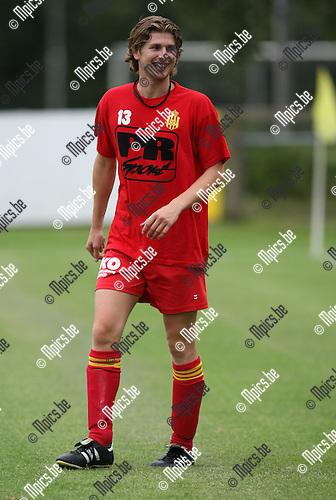 2008-08-05 / Voetbal / seizoen 2008-2009 / FC Kontich / Michael Mylemans..Foto: Maarten Straetemans (SMB)