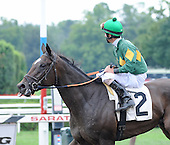 Jardin loses at Saratoga in return race on Aug. 23, 2009