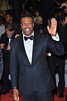 "CANNES, FRANCE. May 24, 2019: Chris Tucker at the Hommage to Sylvester Stallone and screening of ""Rambo: First Blood"" at the Festival de Cannes.<br /> Picture: Paul Smith / Featureflash"