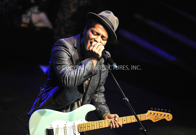 WWW.ACEPIXS.COM . . . . .  ..... . . . . US SALES ONLY . . . . .....March 13 2011, London....Musician Bruno Mars performs at Koko on March 13 2011 in London....Please byline: FAMOUS-ACE PICTURES... . . . .  ....Ace Pictures, Inc:  ..tel: (212) 243 8787 or (646) 769 0430..e-mail: info@acepixs.com..web: http://www.acepixs.com