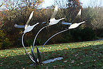 Winter Sculpture at RHS Garden Rosemoor