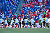 Action photo the match Chile vs Bolivia, Corresponding Group -D- America Cup Centenary 2016, at Gillette Stadium in Foxborough, Massachusetts<br /> <br /> Foto del partido Chile vs Bolivia, Correspondiente al Grupo -D-  de la Copa America Centenario USA 2016 en el Gillette Stadium en Foxborough, Massachusetts, en la foto: Vista General<br /> <br /> 10/06/2016/MEXSPORT/PHOTOSPORT/Andres Pina