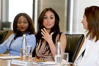 01/10/2019 - Meghan Markle Duchess of Sussex during a visit to the University of Johannesburg in South Africa. The Duchess of Sussex was announced as Patron of ACU in January 2019. Photo Credit: ALPR/AdMedia