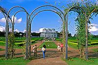 Parque Jardim Botânico de Curitiba, Paraná. 2001. Foto de Juca Martins.