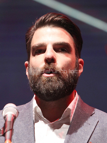 Hollywood, CA - February 19: Zachary Quinto, At 3rd Annual Hollywood Beauty Awards_Show, At Avalon Hollywood In California on February 19, 2017. Credit: Faye Sadou/MediaPunch