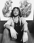 Roger Glover 1975 of Deep Purple.© Chris Walter.