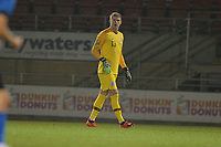 Ben Killip Of England C and Braintree Town FC during England C vs Estonia Under-23, International Friendly Match Football at The Breyer Group Stadium on 10th October 2018