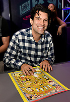 FOX FAN FAIR AT SAN DIEGO COMIC-CON© 2019: BOB'S BURGERS Cast Member Dan Mintz during the BOB'S BURGERS booth signing on Friday, July 19 at the FOX FAN FAIR AT SAN DIEGO COMIC-CON© 2019. CR: Alan Hess/FOX © 2019 FOX MEDIA LLC