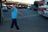 Photo before the match Chile vs Panama, Corresponding to Group -D- America Cup Centenary 2016 at Lincoln Financial Field.<br /> <br /> Foto previo al partido Chile vs Panama, Correspondiente al Grupo -D- de la Copa America Centenario 2016 en el  Lincoln Financial Field, en la foto: Hernan Dario Gomez DT de Panama<br /> <br /> <br /> 14/06/2016/MEXSPORT/Osvaldo Aguilar.
