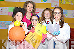 SINEAD TO FINISH CAPTION MICHELLE'S PIC..Front l-r were: Lara O'Toole, Amy Shalvey and Jenny Godley..Back l-r were: Aileen Griffin and Sinead Shanahan.