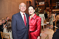 Memorial Hermann President's Circle Dinner at the Houston Museum of Natural Science