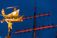 Norway, Stavanger. Tall Ships Race in Stavanger 2011. Closing Ceremony.