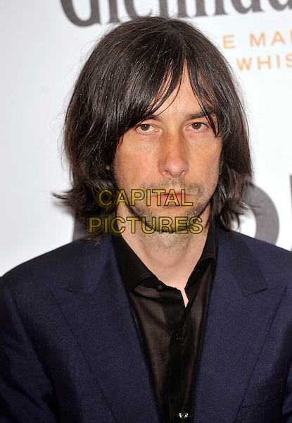 BOBBY GILLESPIE.Glenfiddich Mojo Honours List Awards 2011 at The Brewery, London - 21st July 2011.headshot portrait black  .CAP/ROS.©Steve Ross/Capital Pictures