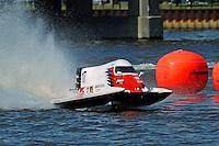 Brian Venton's Grand Prix/Mercury F1/Formula 1 class.Bay City River Roar, Bay City,Michigan USA.26-2821 June, 2009..©F. Peirce Williams 2009 USA.F.Peirce Williams.photography.ref: RAW (.NEF) File Available