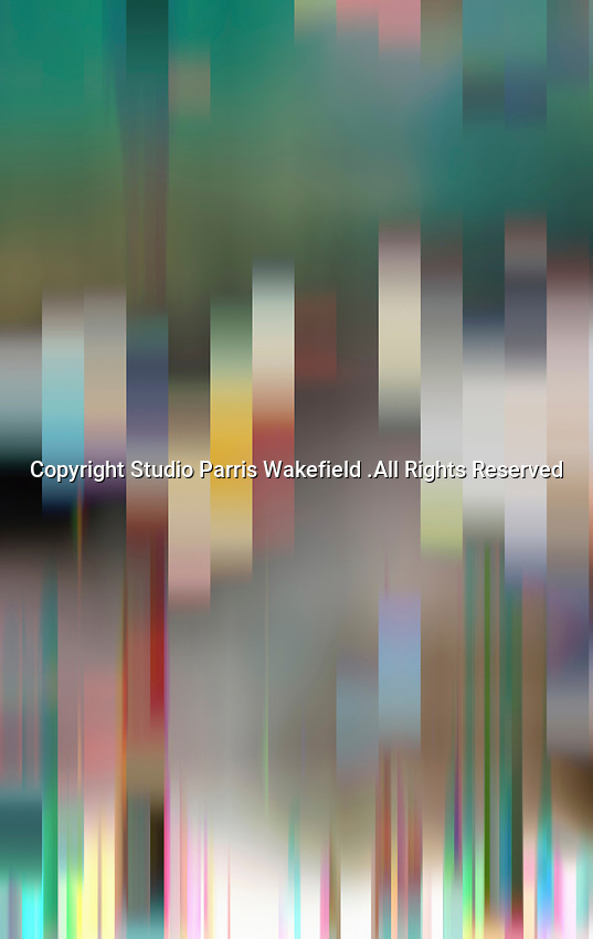 Abstract backgrounds pattern of multicolored blurred stripes