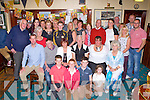 60TH BIRTHDAY: Joe Carroll, Shanakill, Tralee (seated centre) got a big surprise when family and friends gathered to celebrating his 60th birthday at the Austin Stacks clubhouse, Tralee on Saturday.